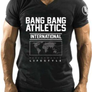 BANG BANG INTERNATIONAL V NECK