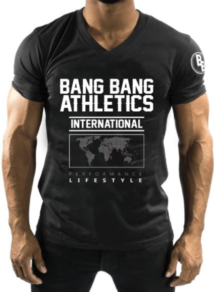 BANG BANG INTERNATIONAL V NECK